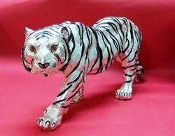 Silver Plating  Tiger
