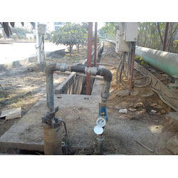 Water Meter for Bore Well