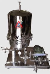 Sugar Syrup Filtration Machine