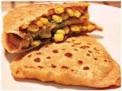 Corn Paratha