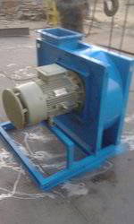 Ventilation Blowers for Chemical Plants