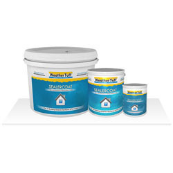 sealercoat waterproofing acryic base exterior paint