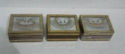 Marble Jewellery Tile Box