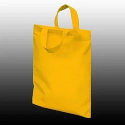 Yellow Calico Bag