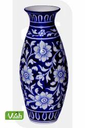 Vaah Blue Pottery Vase