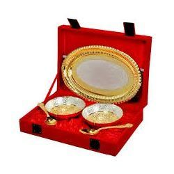 Silver Gold Plated Gift
