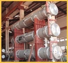 Tube & Shell Heat Exchangers