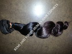 Wavy Hair Ombre Color Hair