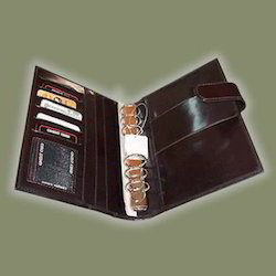Travel Leather Planner Diary