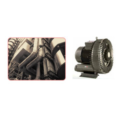 Turbine Blower for Industrial Applications