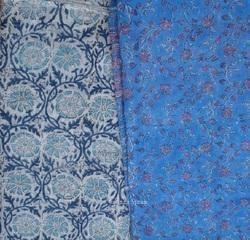 Sanganeri Block Fabrics
