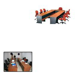 U Shaped Conference Table for Office