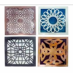Metal Laser Cut Wall Decals