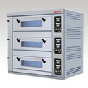 Gas Heated Baking Oven