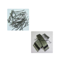 Hook End Steel Fibers : Glued/Loose