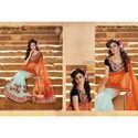 Full Net Sarees