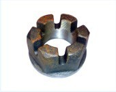 Axle Nut 12 Ton Hexagon