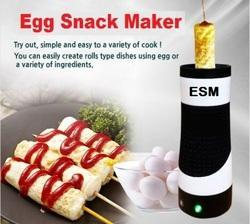 egg snack maker roll