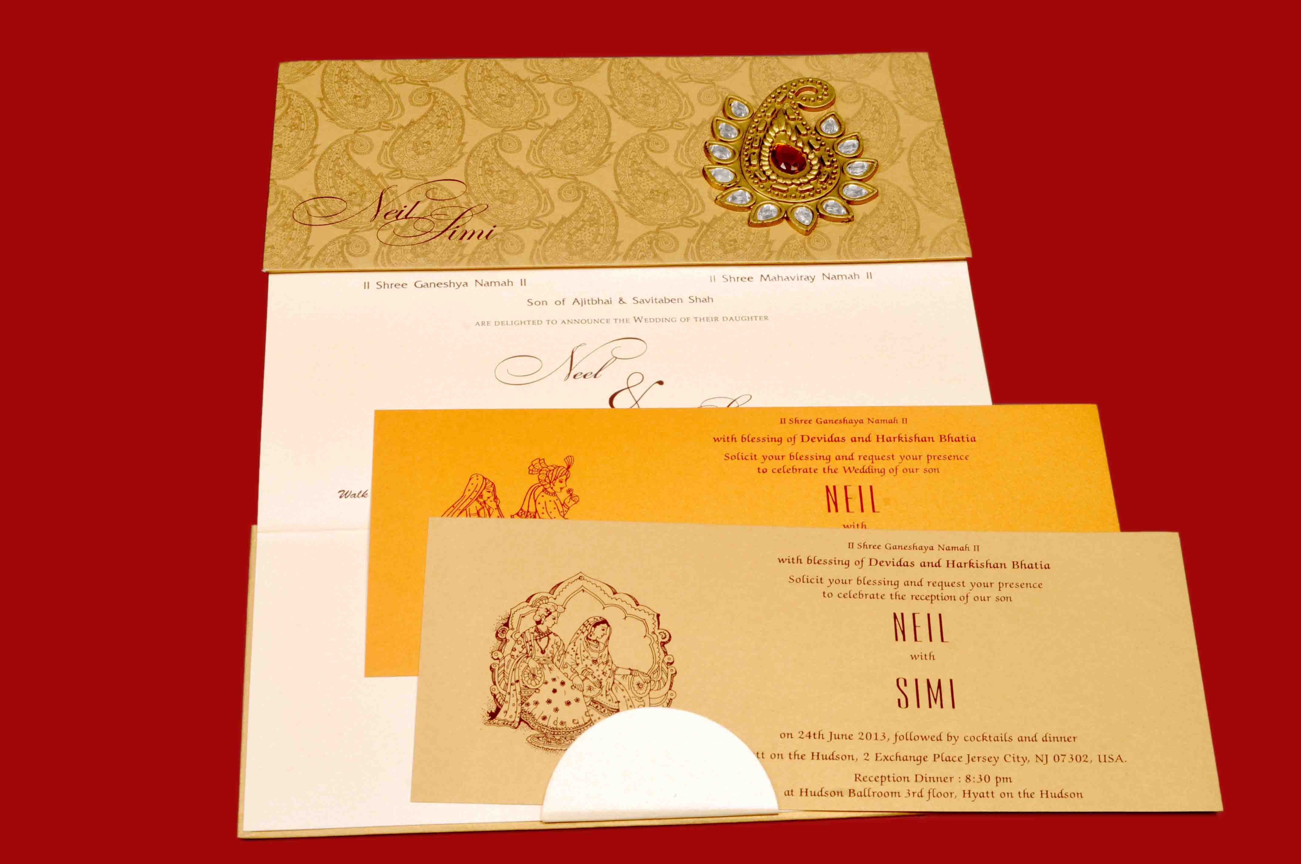 Indian Wedding Invitation Ideas is awesome invitations ideas
