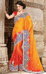 Indian+Partywear+Sarees