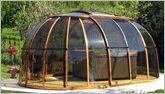 Retractable Spa Tensile Structure