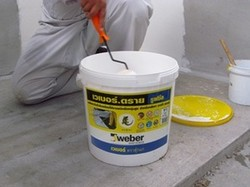 Saint Gobain WEBER- Waterproofing Solution