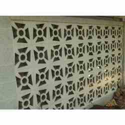 Designer Solid Concrete Blocks