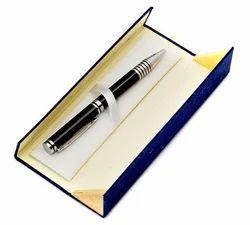 wooden pen pouch