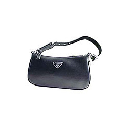 Black Leather Ladies Bags