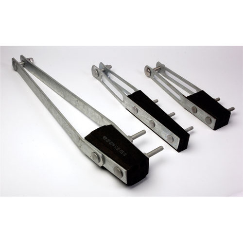 Anchor Clamps for Self-Supporting LV-ABC Lines