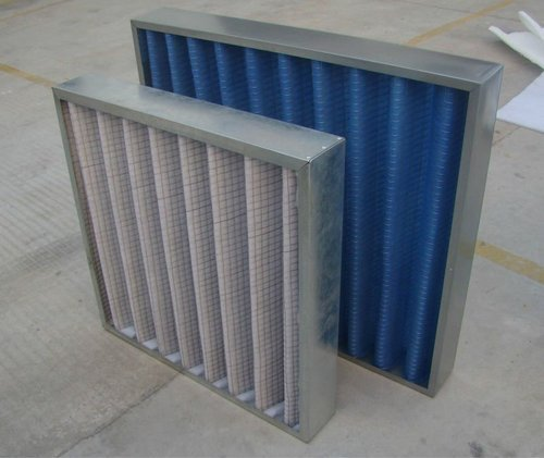 Clean Room Air Handling Unit Filter Washable Pre Filter