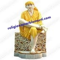 Lord Sai Marble Statue