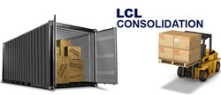 LCL Cargo Consolidation Services