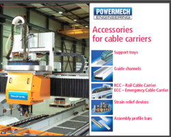 Cable Carrier Accessories