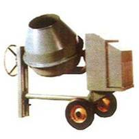Lab Concrete Mixer