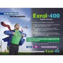 Doxophylline 400 Mg Tablets