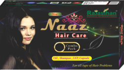 Naaz Hair Care Kit