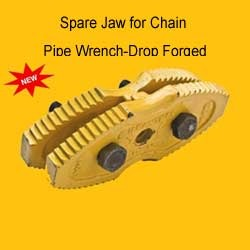 Spare Jaw for Chain Pipe Wrench-Drop Forged