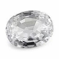 White  Sapphire Stone