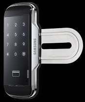 Samsung Glass Door Lock