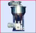 Vertical Agitator Loss in Weigh Feeder