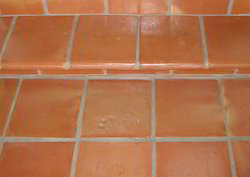 stair step tiles