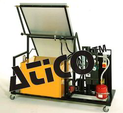Single Solar Collector System