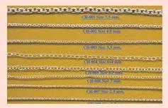 Metal Findings & Cords