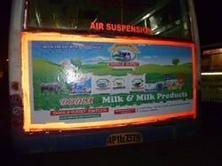 Apsrtc bus advertising (JNNURM)
