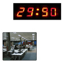 Digital Clock for Offices