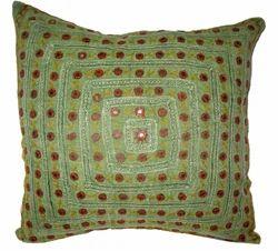 CTC Thread And Mirror Cushion Cover
