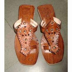 Handicraft Fashion Slippers