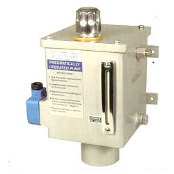 Pneumatically Operated Pump