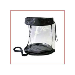 Transparent PVC Standup Bags
